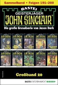 Cover John Sinclair Großband 20 - Horror-Serie