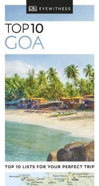 Cover DK Eyewitness Top 10 Goa
