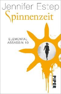 Cover Spinnenzeit