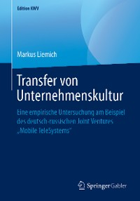 Cover Transfer von Unternehmenskultur