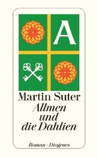 Cover Allmen und die Dahlien