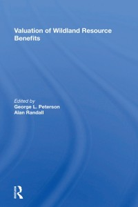 Cover Valuation Of Wildland Resource Benefits