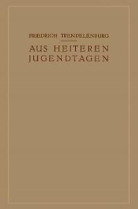 Cover Aus Heiteren Jugendtagen