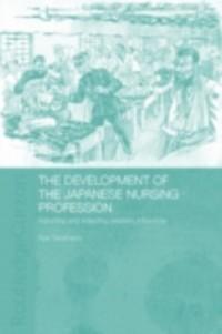 Cover Development of the Japanese Nursing Profession