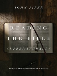 Cover Reading the Bible Supernaturally