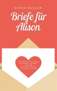 Cover Briefe für Alison