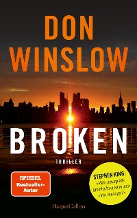 Cover Broken - Sechs Geschichten