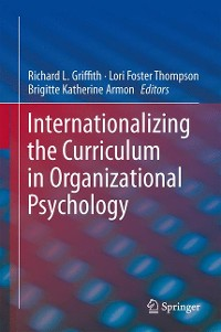 Cover Internationalizing the Curriculum in Organizational Psychology