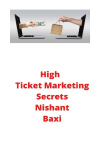 Cover High Ticket Marketing Secrets