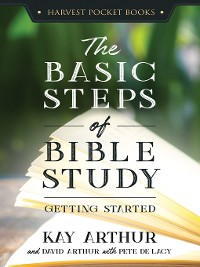 Cover The Basic Steps of Bible Study
