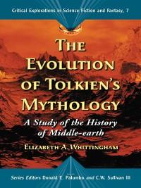 Cover The Evolution of Tolkien's Mythology
