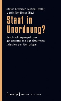 Cover Staat in Unordnung?