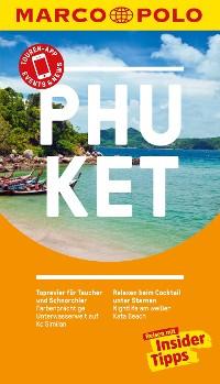 Cover MARCO POLO Reiseführer Phuket, Krabi, Ko Lanta, Ko Phi Phi