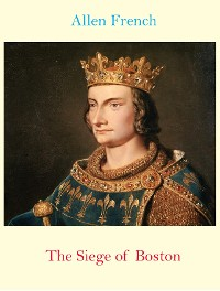 Cover The Siege of Boston