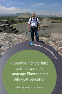Cover Honoring Richard Ruiz and his Work on Language Planning and Bilingual Education