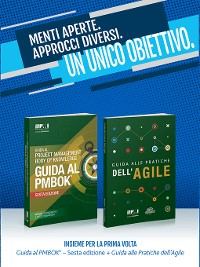 Cover A Guide to the Project Management Body of Knowledge (PMBOK(R) Guide- / Agile Practice Guide Bundle (ITALIAN)