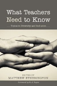 Cover What Teachers Need to Know