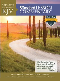 Cover KJV Standard Lesson Commentary® 2019-2020