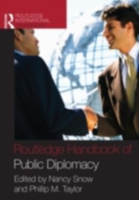 Cover Routledge Handbook of Public Diplomacy