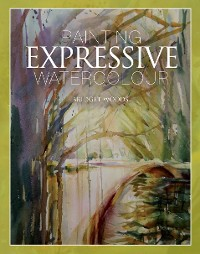 Cover Painting Expressive Watercolour