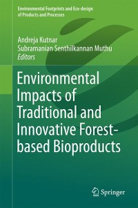 Cover Environmental Impacts of Traditional and Innovative Forest-based Bioproducts