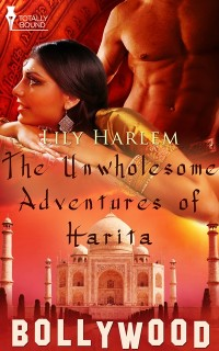 Cover Unwholesome Adventures of Harita