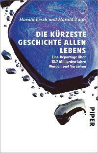Cover Die kürzeste Geschichte allen Lebens