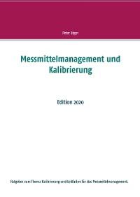 Cover Messmittelmanagement und Kalibrierung