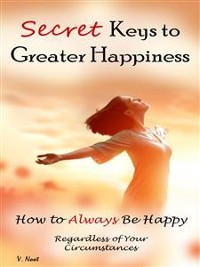 Cover Secret Keys to Greater Happiness