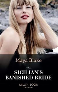 Cover Sicilian's Banished Bride