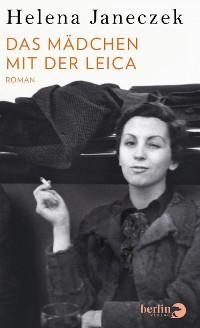 Cover Das Mädchen mit der Leica