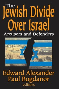 Cover Jewish Divide Over Israel