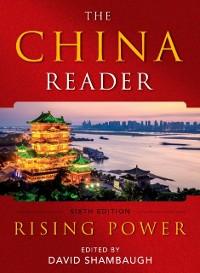 Cover China Reader