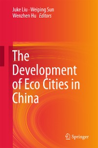 Cover The Development of Eco Cities in China