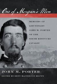 Cover One of Morgan's Men