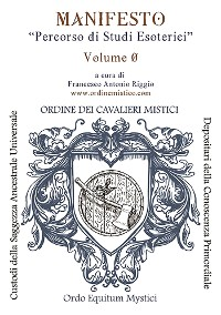 Cover Manifesto Volume 0. Versione aggiornata