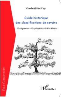 Cover Guide historique des classifications du savoir