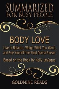Cover Body Love - Summarized for Busy People