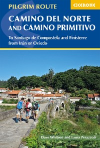 Cover The Camino del Norte and Camino Primitivo