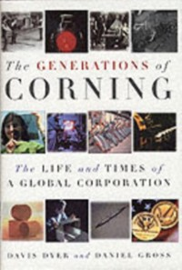 Cover Generations of Corning
