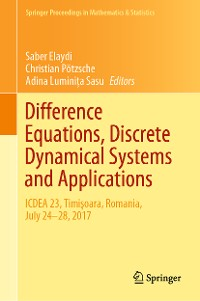 Cover Difference Equations, Discrete Dynamical Systems and Applications
