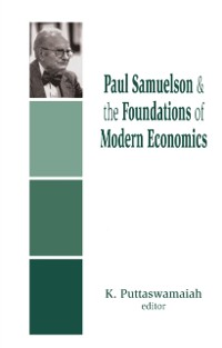 Cover Paul Samuelson and the Foundations of Modern Economics