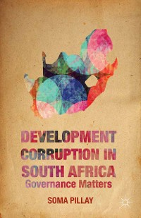Cover Development Corruption in South Africa