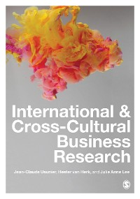 Cover International and Cross-Cultural Business Research