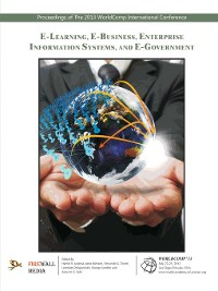 Cover Conference on E-Learning, E-Business, Enterprise Information Systems and E-Government