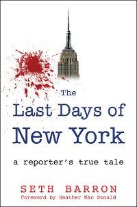 Cover THE LAST DAYS OF NEW YORK