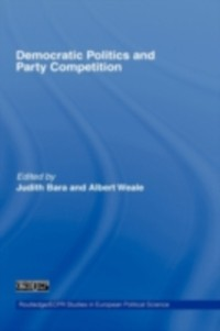 Cover Democratic Politics and Party Competition