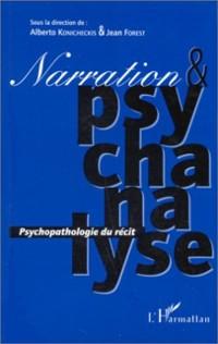 Cover NARRATION ET PSYCHANALYSE