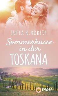Cover Sommerküsse in der Toskana