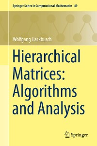 Cover Hierarchical Matrices: Algorithms and Analysis